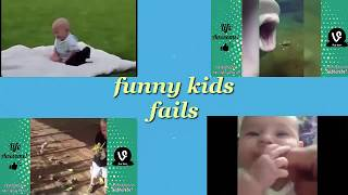 TRY NOT TO LAUGH NEW: FORGET CATS! Funny KIDS vs ZOO ANIMALS are WAY FUNNIER!  @@ PART 02 @@