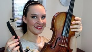 HOW TO (and whether to) Use A VIOLIN Shoulder Rest