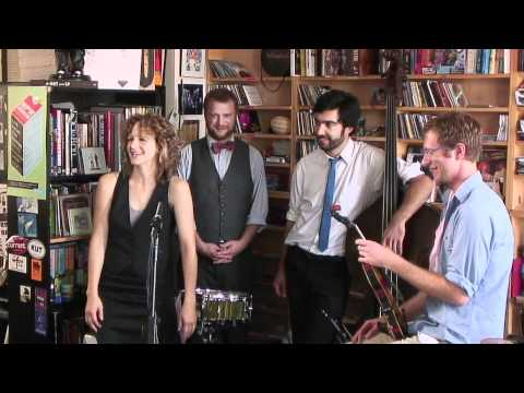 NPR Music Tiny Desk Concert: Abigail Washburn - YouTube