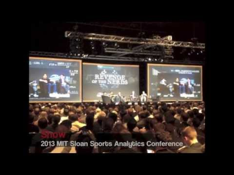 2013 MIT Sloan Sports Analytics Conference