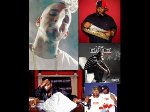 The Game Feat. Raekwon - Bulletproof Diaries