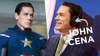 Did John Cena Just Confirm He's Captain America?! 🇺🇸 | FULL INTERVIEW