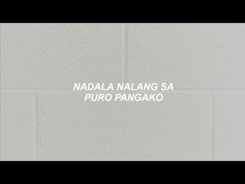 I Belong To The Zoo - Balang Araw (Lyrics)