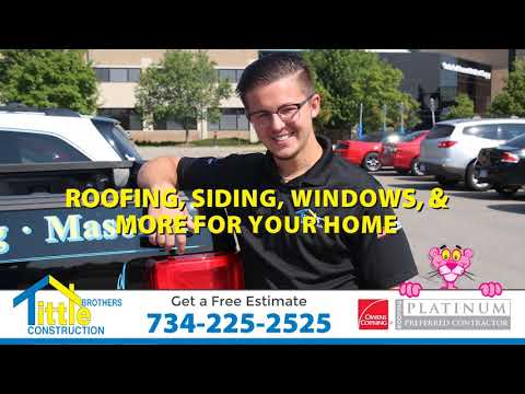 Roofing Contractor in Canton MI : Tittle Brothers Construction 734-225-2525