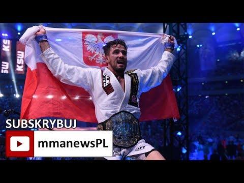 KSW 39: Kleber Koike pokonał Wrzoska, odebrał pas i ustawił Kornika w kolejce (+video)