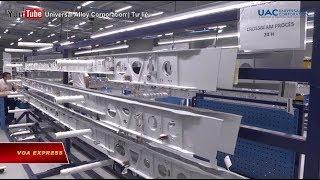 Tập đoàn Mỹ sẽ sản xuất linh kiện máy bay ở Việt Nam (VOA)