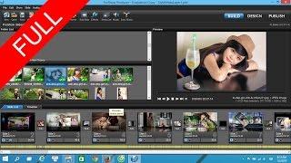 Hướng dẫn cách làm video bằng Proshow Producer full