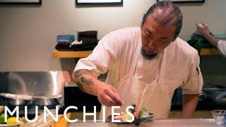 The Sushi Chef: Shark Hearts & Fish Sperm with Yoya Takahashi