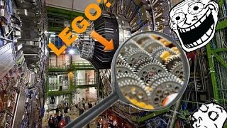 The Lego Amazing MACHINES