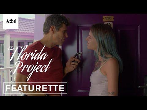 The Florida Project   Cast   Official Featurette HD   A24