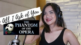 All I Ask of You from Phantom of the Opera - Lara Maigue