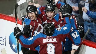 Most Memorable Goals from the Colorado Avalanche (until 2017)