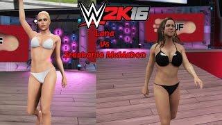 Stephanie mcmahon in her bikini opinion