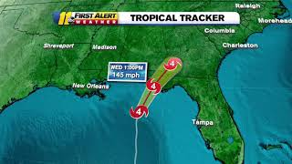 Hurricane Michael strengthens to Category 4 storm
