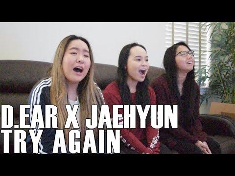 D.EAR x Jaehyun - Try Again (Reaction Video)