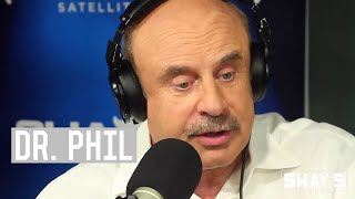 Dr. Phil Gives Advice on Parenting and Managing Mental Health Issues | Sway's Universe