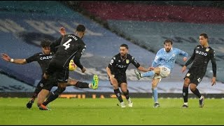 HIGHLIGHTS | Man City 2-0 Aston Villa