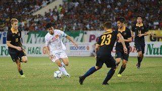 Highlights: U19 Vietnam 1-0 U19 Australia (AFF Nutifood U19 Cup 2014) - 05/09/2014