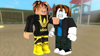 ROBLOX BULLY STORY (Galantis - No Money)