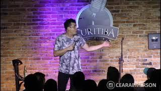 Emerson Ceará - Mulher Pilotando Avião - Stand Up Comedy