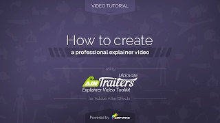 How to create a professional expainer video [Explainer Video Tutorial]