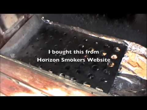 Offset Smoker Mods Youtube