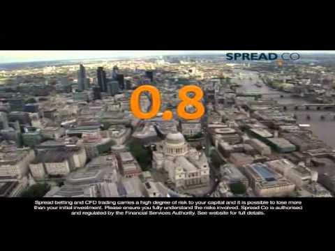 Spread Co TV Advert: FTSE 100 Index
