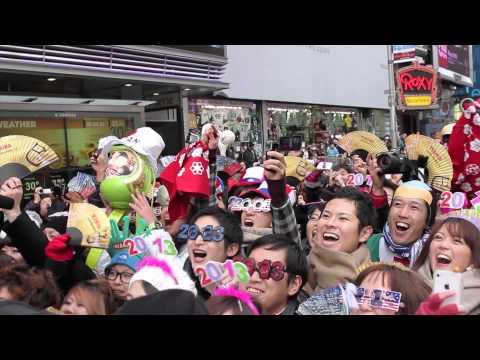 「東芝ビジョン」に今年も全世界10億人が注目!ニューヨークタイムズスクエア年末カウントダウン