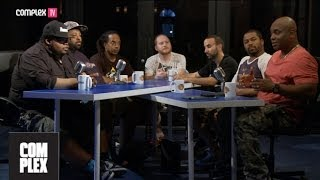 Season One Roundtable | The Combat Jack Show On Complex