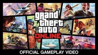 Grand Theft Auto Online Gameplay Trailer