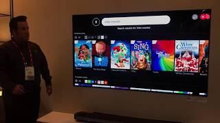 Google Assistant on LG 2018 TV