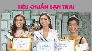 Tiêu chuẩn cơ bản để làm bạn trai Hoa hậu Thế giới Việt Nam