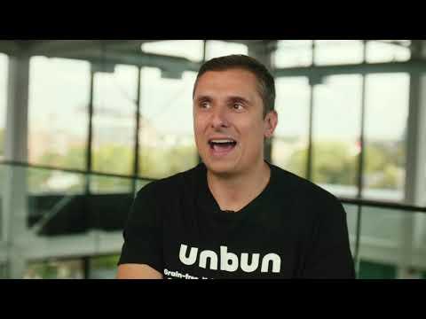 The Unbun Story with Founder Gus Klemos