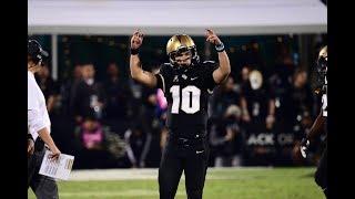 2018 American Football Highlights - #11 UCF 38, #24 Cincinnati 13