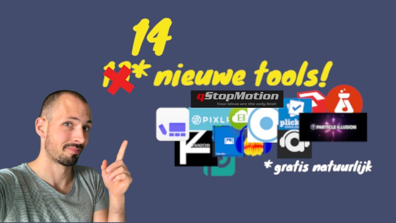 14 GRATIS nieuwe tools die nog niet op 2D3D staan! Met welke moet ik beginnen? Stem!