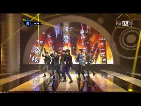 엑소케이 마마 무대 교차편집 EXO-K MAMA STAGE MIX