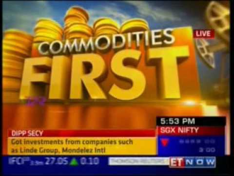 Mr. Abhishek Goenka sharing his outlook on Global Markets.
