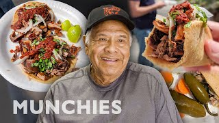 The Taco Master of East LA - Street Food Icons