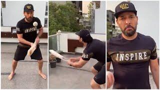 Yuvraj Singh throws super challenge to Sachin Tendulkar, R..