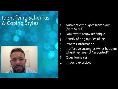 Scoring and Interpreting Young Schema Questionairre -YSQ with Rob Brockman schematherapytraining.com