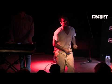 Future Islands - live@KSET