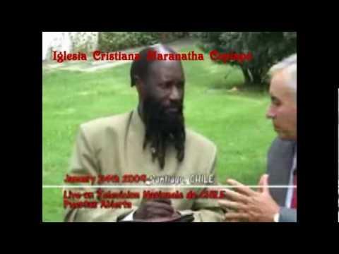 Profesia del terremoto y tsunami en Chile 2010.        Dr.  Owuor
