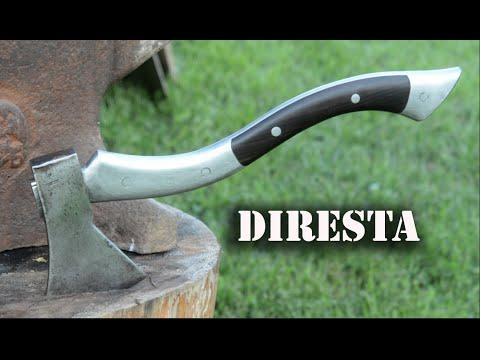 ✔ DiResta Steel Hatchet Handle
