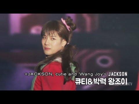 [ENG] Preparing for Girl Group Dance - Jackson cut [1st