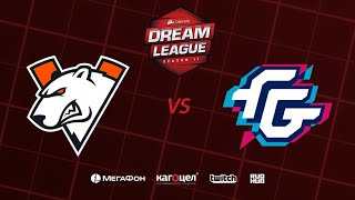 Virtus.pro vs Forward Gaming, DreamLeague Season 11 Major, bo3, game 3 [Jam & Maelstorm]