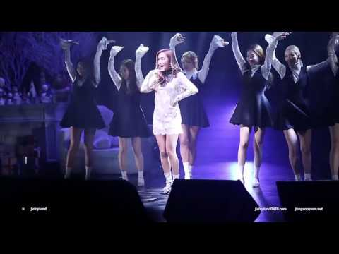 161213 'Wonderland' Jessica 2nd mini album Showcase   Wonderland