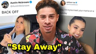 Austin Mcbroom MAD & DEFENDS Catherine Paiz FOR CHEATING!, Addison Rae GETS WILD!, Nessa & Mads BACK
