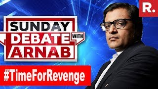 What Should Be Done To Pakistan Now? | Exclusive Sunday Debate With Arnab Goswami