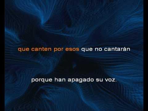 Jose Luis Perales - Que Canten - Versión VideoLyric