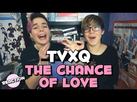 TVXQ! (동방신기) - THE CHANCE OF LOVE (운명) ★ MV REACTION